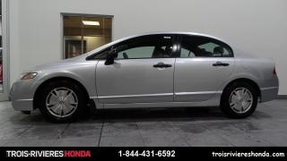Used 2009 Honda Civic DX-G for sale in Trois-Rivières, QC