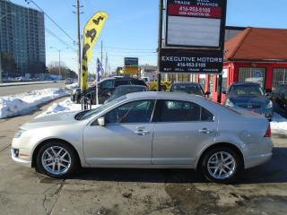 Used 2010 Ford Fusion SEL / ALLOYS / CERTIFIED / CLEAN  / PWR GROUP / for sale in Scarborough, ON