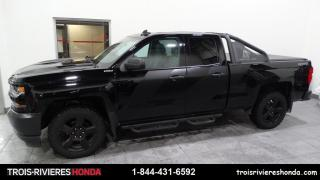Used 2017 Chevrolet Silverado 1500 Black Edition for sale in Trois-Rivières, QC