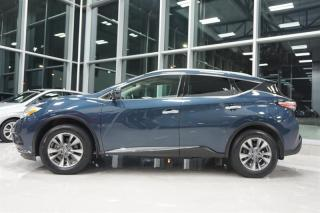 Used 2017 Nissan Murano SL AWD CVT for sale in Trois-Rivières, QC