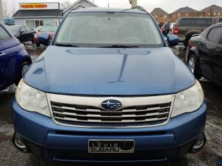 Used 2010 Subaru Forester X for sale in Oshawa, ON