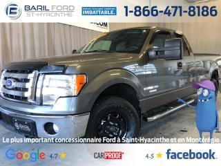 Used 2011 Ford F-150 4WD AWD for sale in St-Hyacinthe, QC