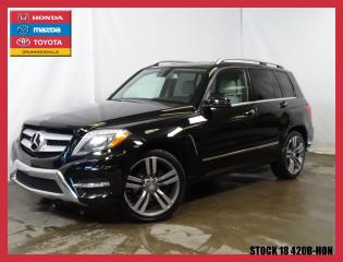 Used 2013 Mercedes-Benz GLK350 Glk Awd for sale in Drummondville, QC