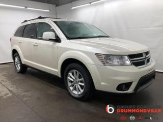 Used 2016 Dodge Journey SXT for sale in Drummondville, QC