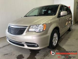 Used 2012 Chrysler Town & Country TOURING for sale in Drummondville, QC