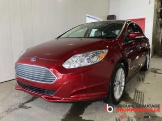 Used 2017 Ford Focus ELECTRIC for sale in Drummondville, QC