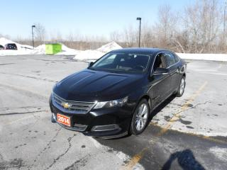Used 2014 Chevrolet Impala LT for sale in Cornwall, ON