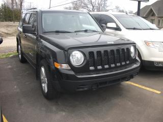 Used 2011 Jeep Patriot for sale in St-Sulpice, QC