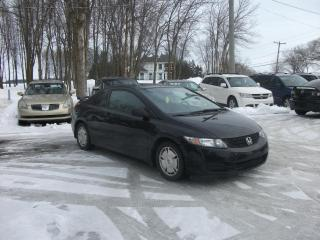Used 2010 Honda Civic 2 portes, boîte automatique, DX-G for sale in St-Sulpice, QC