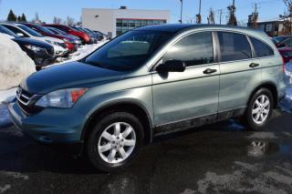 Used 2011 Honda CR-V LX 4 ROUES MOTRICE for sale in Longueuil, QC