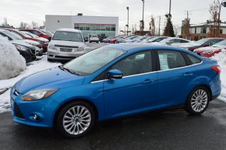 Used 2012 Ford Focus Berline Titane VENDU for sale in Longueuil, QC