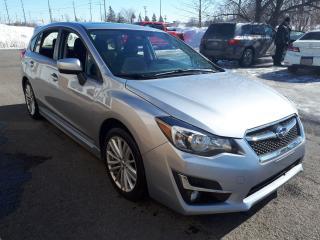 Used 2015 Subaru Impreza Hatchback + Sport Pkg for sale in Stittsville, ON