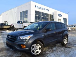 Used 2017 Ford Escape S for sale in Peace River, AB