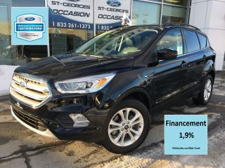 Used 2018 Ford Escape Sel Awd Cert. for sale in St-Georges, QC