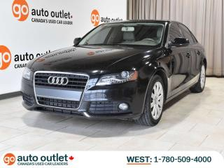 Used 2011 Audi A4 2.0T AWD, Auto, Sunroof for sale in Edmonton, AB