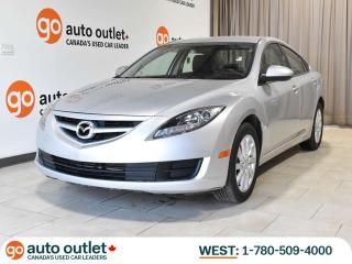Used 2013 Mazda MAZDA6 GS Auto for sale in Edmonton, AB
