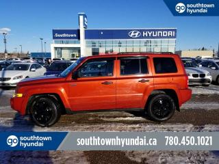 Used 2009 Jeep Patriot SPORT/ HEATED SEATS/ HANDSFREE/ POWER OPTIONS for sale in Edmonton, AB