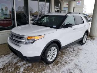 Used 2015 Ford Explorer XLT; 7PASS, BLUETOOTH, BACKUP CAM, HEATED SEATS AND MORE for sale in Edmonton, AB