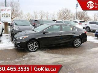 New 2019 Kia Forte EX LIMITED; HEATED SEATS, BACKUP CAMERA, BLUETOOTH, A/C, ALLOY RIMS for sale in Edmonton, AB