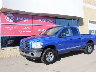Used 2007 Dodge Ram 1500 ST 4X4 AUTOMATIC for sale in Edmonton, AB
