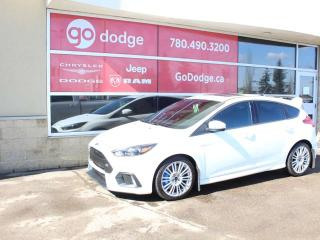 Used 2017 Ford Focus RS FAST CAR! for sale in Edmonton, AB