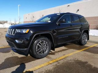 New 2019 Jeep Grand Cherokee Laredo / Sunroof / Back Up Camera for sale in Edmonton, AB