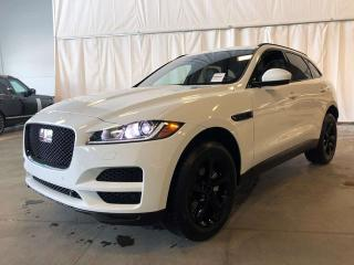 New 2019 Jaguar F-PACE Premium for sale in Edmonton, AB
