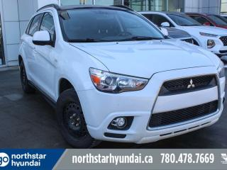 Used 2011 Mitsubishi RVR GT/PANOROOF/FOSGATEAUDIO/PUSHSTART for sale in Edmonton, AB