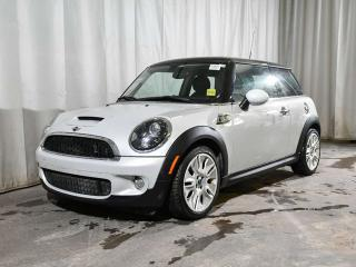 Used 2010 MINI Cooper Hardtop S Camden Edition 2dr FWD 2 Door Coupe for sale in Red Deer, AB