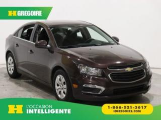 Used 2015 Chevrolet Cruze 1lt A/c Gr Elect for sale in St-Léonard, QC