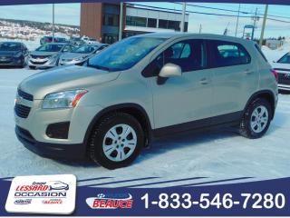 Used 2014 Chevrolet Trax LS A BAS PRIX for sale in St-Georges, QC