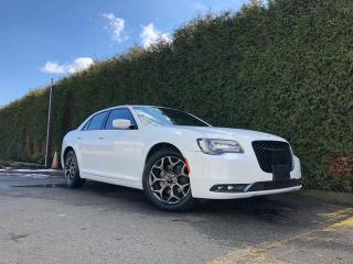 Used 2018 Chrysler 300 S + LEATHER HEATED FT SEATS + NAV + DUAL-PANE SUNROOF for sale in Surrey, BC