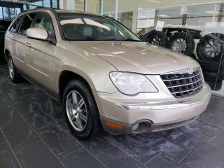 Used 2007 Chrysler Pacifica TOURING, HEATED SEATS, REAR DVD for sale in Edmonton, AB