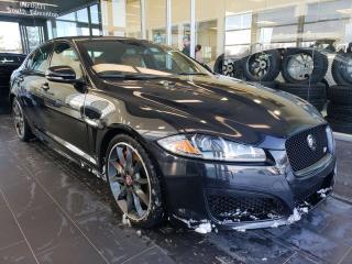 Used 2012 Jaguar XF XFR, HEATED SEATS, SUNROOF, NAVI, REAR VIEW CAMERA for sale in Edmonton, AB