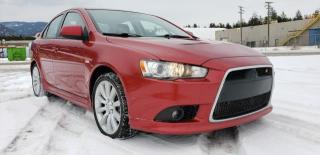 Used 2009 Mitsubishi Lancer Rallyart for sale in West Kelowna, BC
