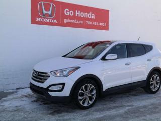Used 2013 Hyundai Santa Fe LIMITED, 2.0T, AWD for sale in Edmonton, AB