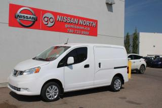 New 2019 Nissan NV200 Compact Cargo SV/BACKUP CAM/NAV/PARKING SENSORS/VINYL FLOORING for sale in Edmonton, AB