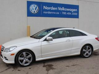 Used 2012 Mercedes-Benz E-Class E 350 AWD for sale in Edmonton, AB