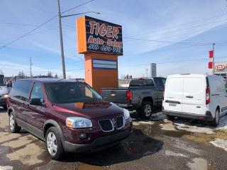 Used 2008 Pontiac Montana **ONLY 152KMS**7 PASSENGER VAN**AS IS SPECIAL for sale in London, ON