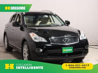 Used 2014 Infiniti QX50 Journey Cuir Toit for sale in St-Léonard, QC