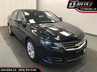 Used 2018 Chevrolet Impala for sale in Lethbridge, AB