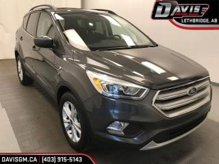 Used 2018 Ford Escape for sale in Lethbridge, AB