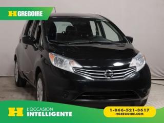 Used 2015 Nissan Versa SV A/C BLUETOOTH for sale in St-Léonard, QC