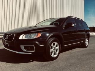 Used 2010 Volvo XC70 In Triple Black for sale in Mississauga, ON