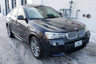 Used 2016 BMW X4 Xdrive28i Wear Your for sale in Dorval, QC