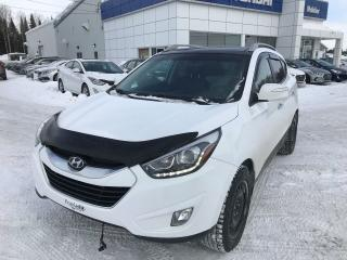 Used 2015 Hyundai Tucson Ltd Cuir Gps for sale in Val-D'or, QC