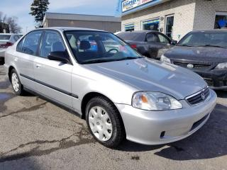 Used 2000 Honda Civic SE - BAS KILO - UN PROPRIO - AUTOMATIQUE for sale in Longueuil, QC