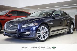 Used 2016 Jaguar XJ Portfolio AWD *GARANTIE PROLONGÉE DISPONIBLE* for sale in Laval, QC