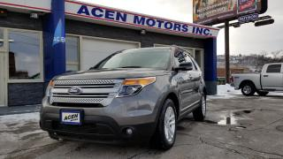 Used 2012 Ford Explorer XLT-NAV-LEATHER, BACKUP CAMERA, for sale in Hamilton, ON