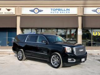 Used 2015 GMC Yukon XL Denali for sale in Vaughan, ON